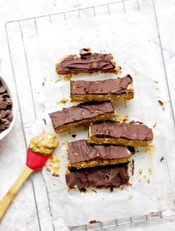 No Bake Paleo Energy Bars